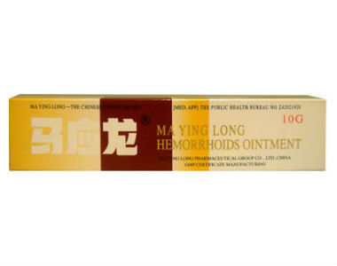 Ma Ying Long Hemorrhoids Ointment Review - For Relief From Hemorrhoids