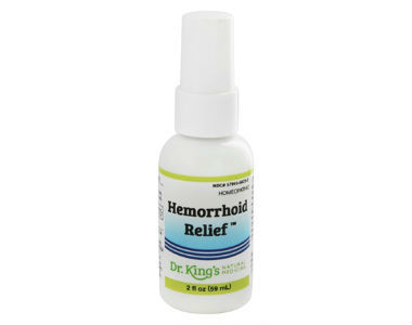 Dr. Kings Hemorrhoid Relief Review - For Relief From Hemorrhoids