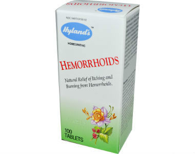Hyland's Hemorrhoid Review - For Relief From Hemorrhoids
