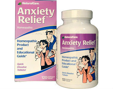 Natural Care Anxiety Relief Review - For Relief From Anxiety And Ten