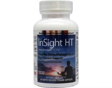 InSight HT Anxiety Review - For Relief From Anxiety And Tension