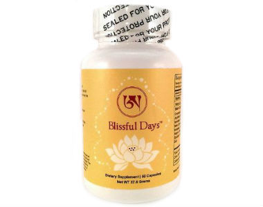 Blissful Days Review - For Relief From Anxiety And Tension