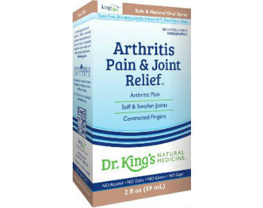 King Bio Arthritis Pain and Joint Relief Review