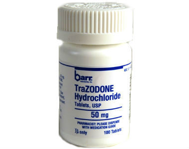 Trazodone Review - For Relief From Anxiety And Tension