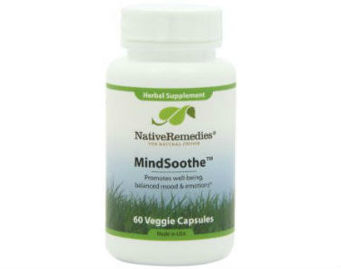 MindSoothe Native Remedies Review - For Relief From Anxiety And Tension