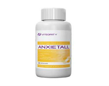 Vitegrity Anxietall Review - For Relief From Anxiety And Tension