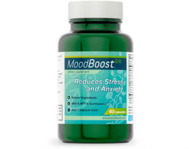 MoodBoost Anti-Anxiety Relief Review - For Relief From Anxiety And Tension