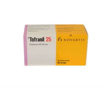 Tofranil Review - For Relief From Anxiety And Tension