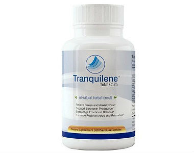 Tranquilene Total Calm Review - For Relief From Anxiety And Tension