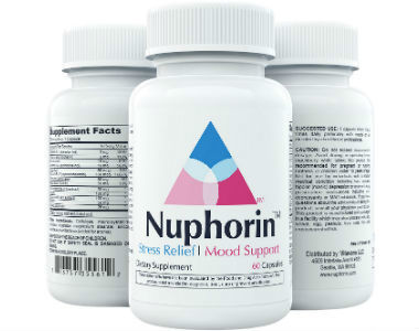 Nuphorin Review - For Relief From Anxiety And Tension