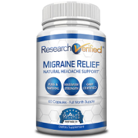 Research Verified Migraine Relief