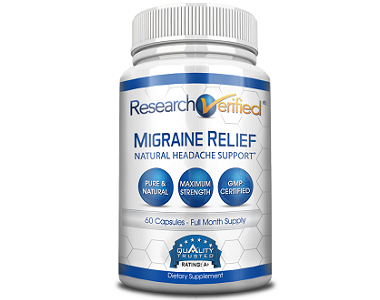 Research Verified Migraine Relief Review - For Symptomatic Relief From Migraines
