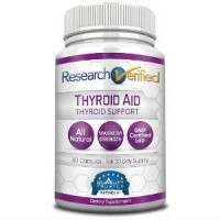 Research Verified Thyroid Aid