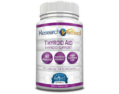 Research Verified Thyroid Aid Review
