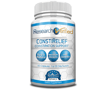Research Verified ConstiRelief Review - For The Relief Of Constipation