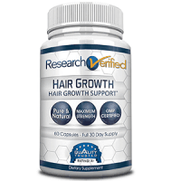 Research Verified Hair Growth Support