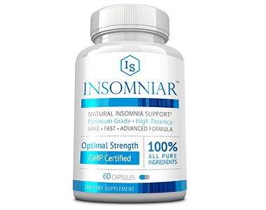 Approved Science Insomniar Review - For Restlessness and Insomnia