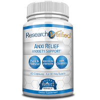 Research Verified AnxiRelief Day and Night Formula Review
