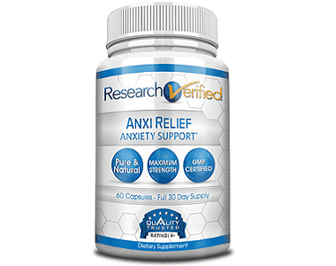 Research Verified AnxiRelief Day and Night Formula Review - For Relief From Anxiety And Tension