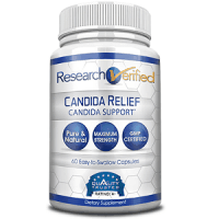 Research Verified Candida Relief