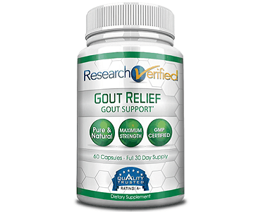 ResearchVerified Gout Relief Natural Product Review