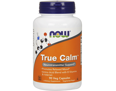 Now True Calm Veg Capsules Review - For Relief From Anxiety And Tension