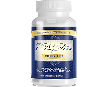 Premium Certified 7 Day Detox Premium Review - For Improved Digestion and Liver Function