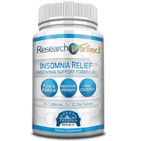 Research Verified Insomnia Relief