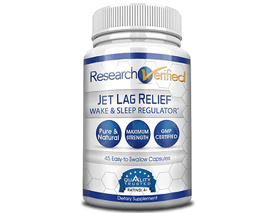 Research Verified Jet Lag Relief Review - For Relief From Jetlag