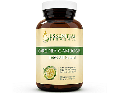 Essential Elements Garcinia Cambogia Review - For Weight Loss