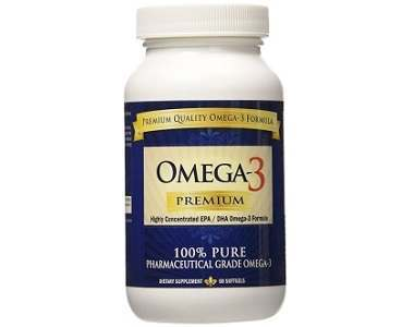Premium Certified Omega-3 Premium Review - For Health and Wellbeing