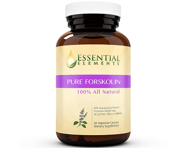 Essential Elements Pure Forskolin Wight Loss Supplement Review