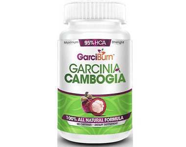 GarciBurn Garcinia Cambogia Review - For Weight Loss