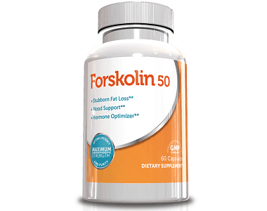 Genetic Solutions Forskolin-50 Review