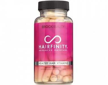 Hairfinity Health Hair Vitamins Review