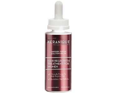 Keranique Hair ReGrowth Review