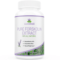 LiveWell Pure Forskolin Extract