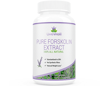 LiveWell Pure Forskolin Extract Review