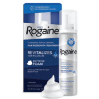 Men's Rogaine Unscented Foam