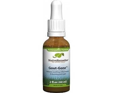 Native Remedies Gout-Gone Review