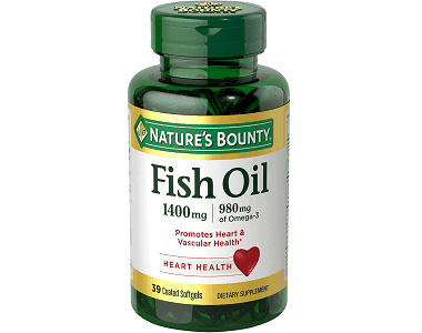Nature 39 s bounty fish oil review is it a scam or the real for Nature s bounty fish oil review