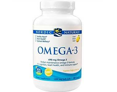 Nordic Naturals Omega 3 Review - For General Health And Wellbeing