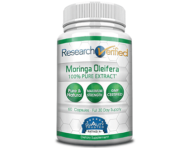 Research Verified Moringa Oleifera Review - For Health & Well-Being