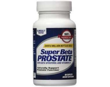 Super Beta Prostate Review - For Prostate and Urinary Health Support