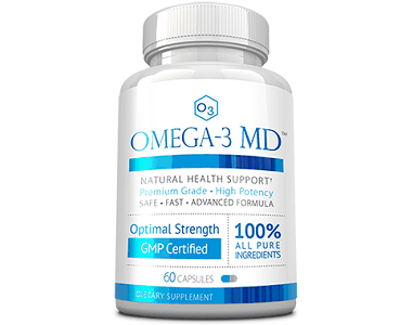 Approved Science Omega-3 MD Review - For Improved Cardiovascular Health