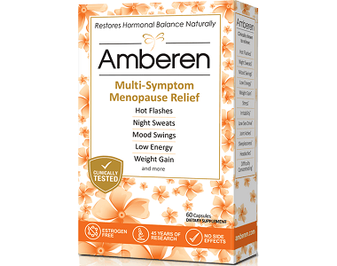 Amberen Menopause support supplement Review