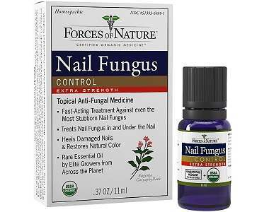 Forces of Nature Nail Fungus Control Review - for Nail Fungus Treatment