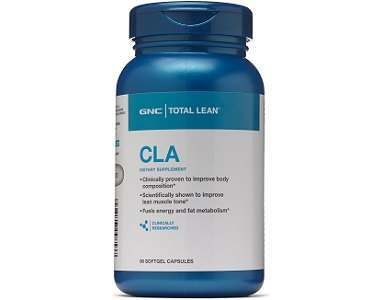 GNC Total Lean CLA Weight Loss Supplement Review