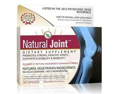 Greek Wellness Natural Joint Supplement Review