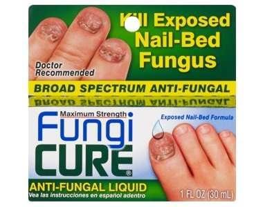 Maximum Strength FungiCure Antifungal Liquid Review